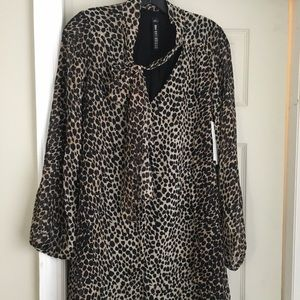 Cheetah Dress - BRAND NEW *with Tags* - size S